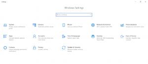 Windows System Settings