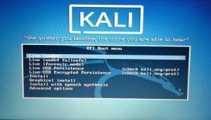 Linux Live Version