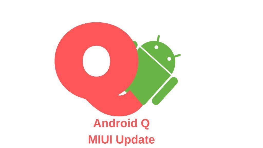 miui android q beta update