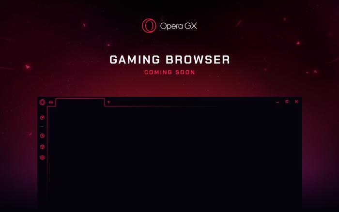 Opera Gaming Browser